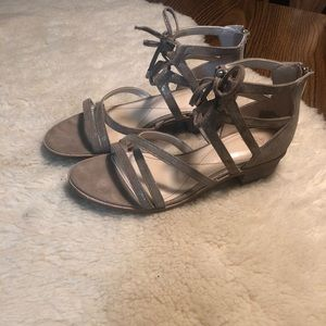 ISOLA gladiator wedge sandal